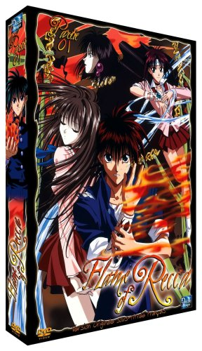 Flame of recca, box 2/2 [Édition VOST]