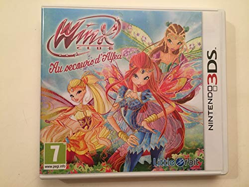 Winx Club: Saving Alfea - Nintendo 3DS by Little Orbit