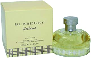 Burberry Perfume  - Burberry Weekend by Burberry - perfumes for women - Eau de Parfum, 100 ml