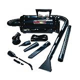 Metro Vacuum MDV2TCA DataVac 2-Pro Series 1-1/6-Horsepower Toner Vacuum with Carrying Case