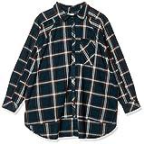 [ジェイダ] シャツ vintage processing plaidSH レディース グリーン 日本 F (FREE サイズ)