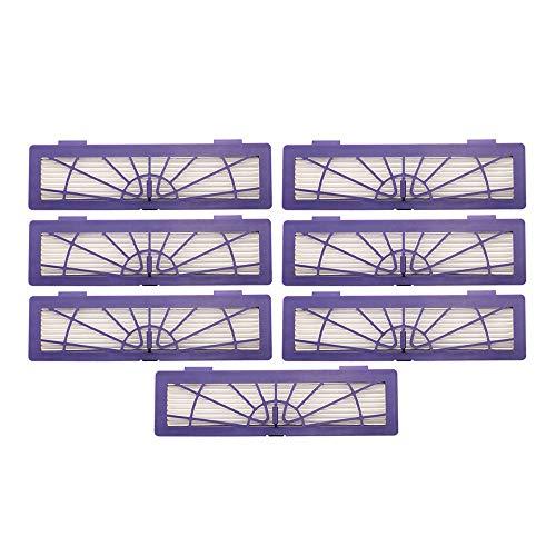 Lopbinte Filter Wechsel Für Neato Connected D3 D4, Botvac D Serie D75 D80 D85 Und Botvac Serie 65 70E 75 80 85 Modelle Hoch Leistungs Filter, 7 Pack.