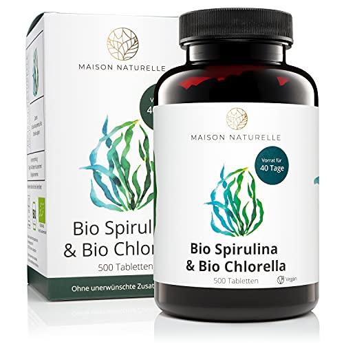 Maison Naturelle -  ® Bio Spirulina &