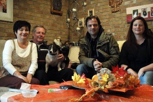 Jack-Russell außer Rand und Band / Blindenhund Stella
