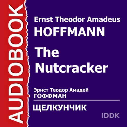 The Nutcracker [Russian Edition] audiobook cover art