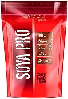 Activlab 2000 g Strawberry Soja Pro Soy Proteins