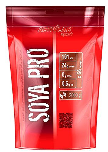 Activlab Protéines de Soja Vanilla 2 kg