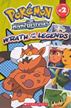 Wrath Of The Legends (Turtleback School & Library Binding Edition) (Pokemon (PB))