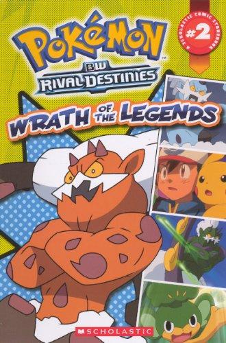 Pokeman Comic Reader 2: Wrath of the Legends