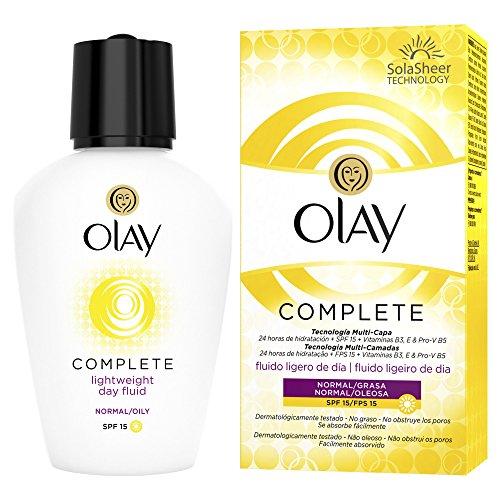 Olay Complete 3  en  1 Fluido hidratante