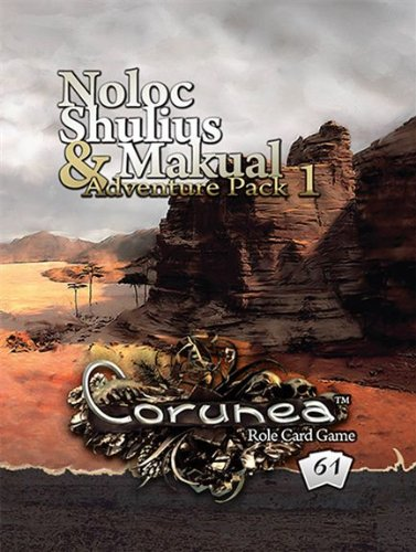 Insight Games - Corunea - Adventure pack 1