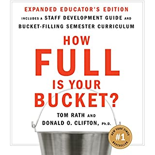 How Full Is Your Bucket? Educator's Edition cover art