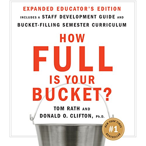 How Full Is Your Bucket? Educator's Edition audiobook cover art