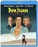 ドンファン [Blu-ray] - マーロン・ブランド, ジョニー・デップ, フェイ・ダナウェイ, ジェレミー・レベン