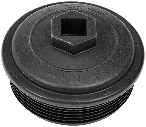 Price comparison product image Dorman 904-209 Fuel Filter Cap for Select Ford / International Models,  Black