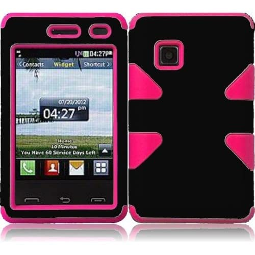 premium selection 6ef77 45088 LG Tracfone Phone Covers: Amazon.com