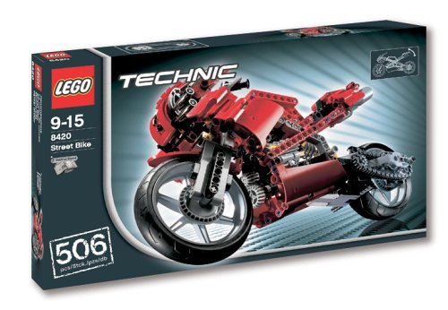 LEGO Technic 8420 - Rennmaschine