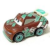 Disney Pixar Cars Mini Racers - Lista 2 (Sheldon Shifter)