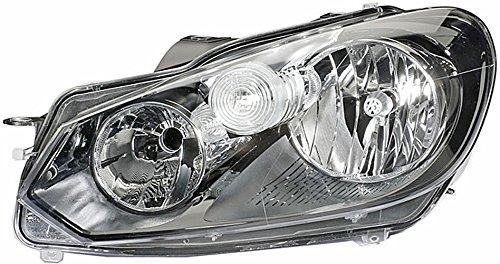 HELLA 1EG 009 901-221 Hauptscheinwerfer - FF/Halogen - H15/H7/PSY24W/W5W - 12V - rechts
