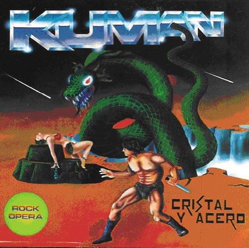 Kuman / Cristal Y Acero