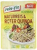 reis-fit Kornmix, Naturreis und roter Quinoa, 200 g -