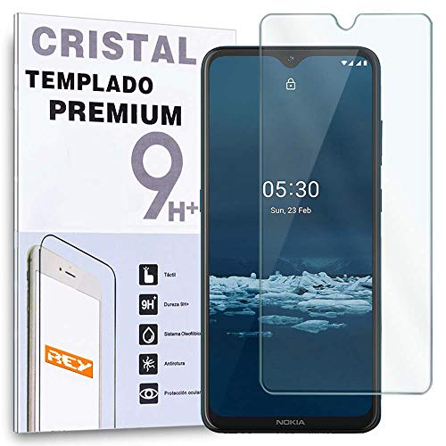 Protector de Pantalla para NOKIA 5.3, Cristal Vidrio Templado Premium