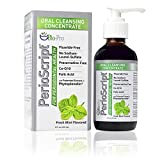 Naturally whitens teeth and leaves breath fresh and clean for hours Dentist formulated professional strength oral health Organic & responsibly wildcrafted herbs & patented extract of phytophenolin ingredients which promote cell vitality Fluoride-free...