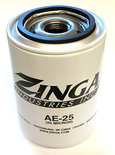 ZA AE-25 At the price of surprise 4 Pack - Zinga Spin OFFicial Micron 25 1