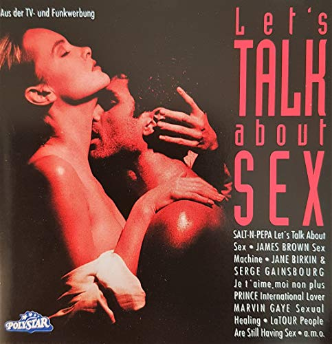 Let\'s talk about Sex (1992) [Import anglais]