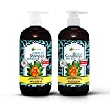 Argan Oil & Biotin Shampoo & Conditioner Set | Professional Strength Formula | Natural Hair Repair, Moisturization & Conditioning Treatment for Dry, Damaged Hair | DHT Blocker & Anti Hair Loss