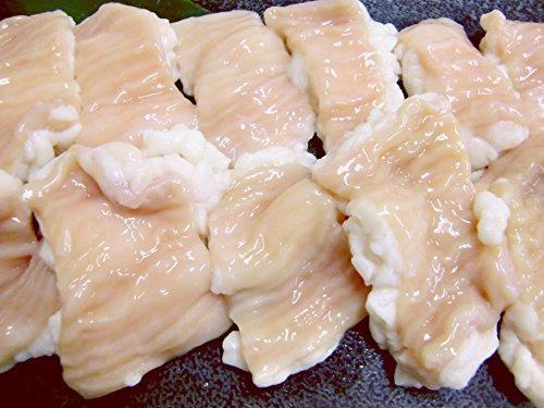 牛 シマチョウ ホルモン 鍋 BBQ 焼肉用肉 冷凍 真空パック (300g)