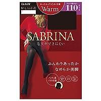 [グンゼ] タイツ サブリナ ウォーム 110デニール SBW13 ブラック 日本 M-L (日本サイズM相当)