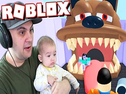 Roblox Pet Escape Father Son Escape The Creepy Pet Store In Roblox Wantitall