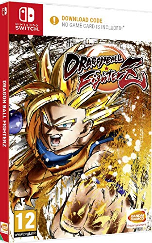 Dragon Ball FighterZ Code In A Box
