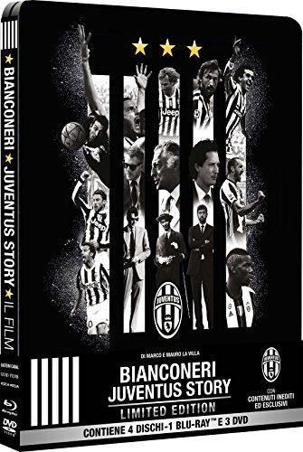 Bianconeri - Juventus Story (Ltd Steelbook)