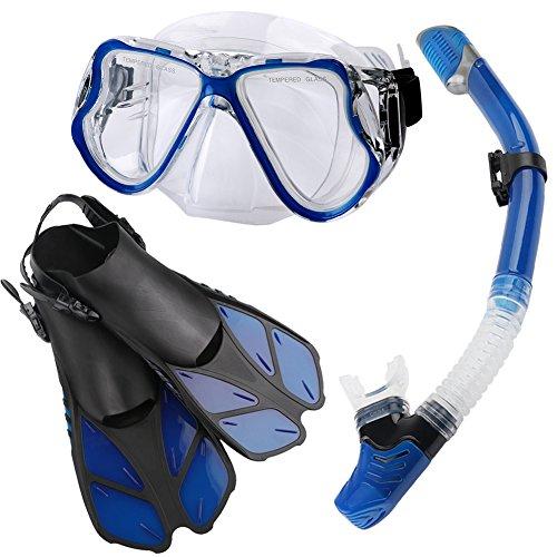 Zentouch Snorkel Set