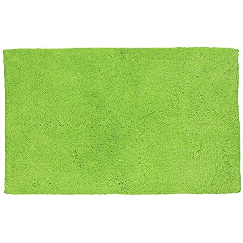 Kela 22368 Kreta Tapis de Douche PVC Gris Clair 55 x 55 x 1 cm