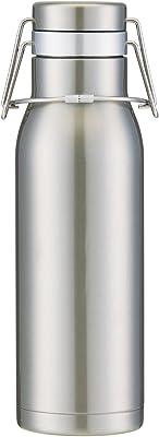 スケーター 超軽量 保冷専用 スイングロック式 水筒 ステンレスボトル 1L シルバー SSW10