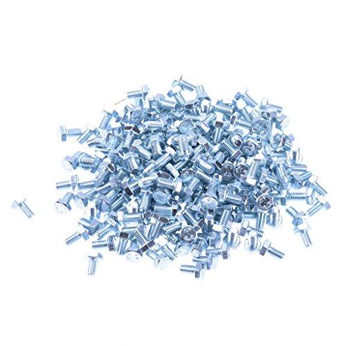 Vis M6 10 mm six pans 200 Set
