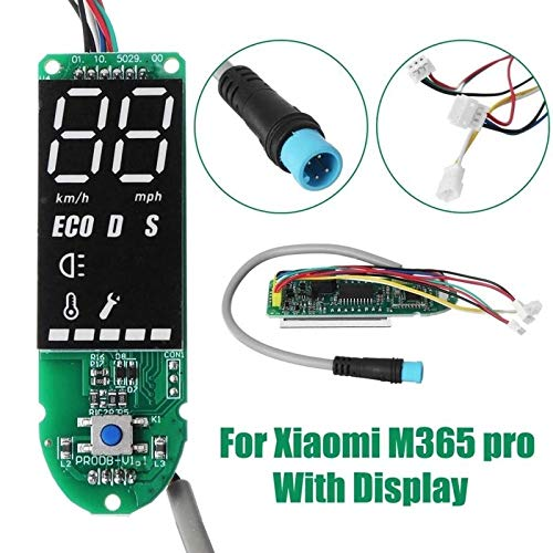 Generico Dashboard Display LCD Monopattino Scooter Elettrico XIAOMI M365/M365 PRO