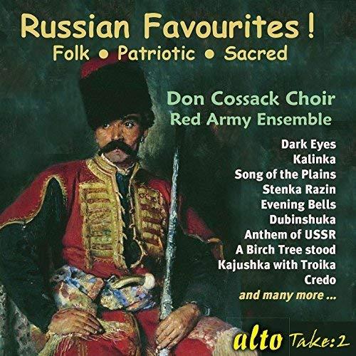 Russische Chormusik - Russian Favourites