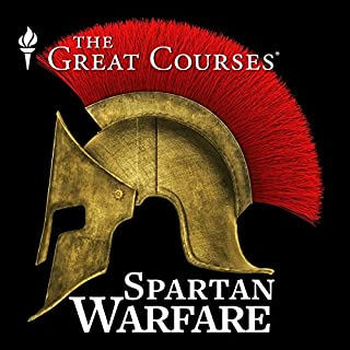 Spartan Warfare audiobook cover art