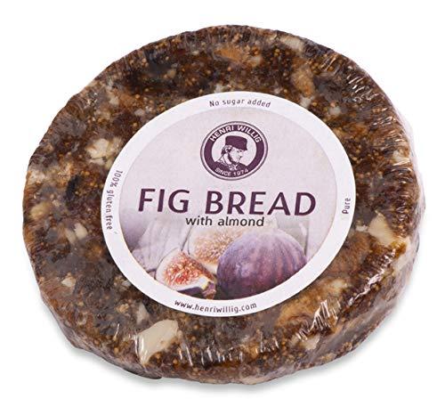 Henri Willig Feigen-Brot mit Mandeln