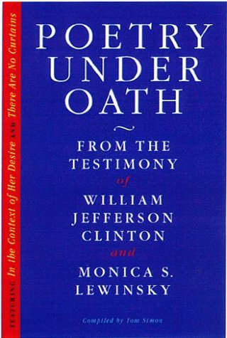 Poetry Under Oath