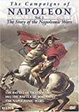 The Campaigns of Napoleon Box Set Vol. 2 (DVD, 2006, 3-Disc Set) NEW, SEALED