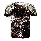 SSBZYES Camiseta De Verano para Hombre Camiseta De Manga Corta Camiseta De Gran Tamaño Camiseta con Estampado De Moda Camiseta De Verano con Manga Corta Camiseta Casual