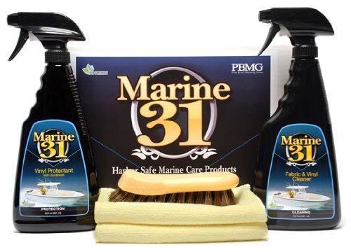 Marine 31 Vinyl Cleaner & Protectant Kit