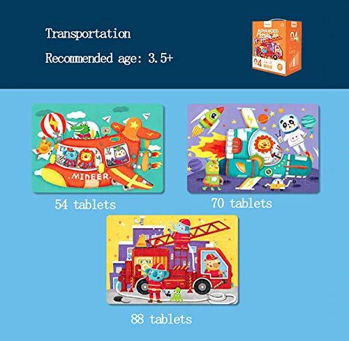 Legpuzzels Voor Kinderen, Educatieve Legpuzzels Voor Jonge Kinderen, Babypuzzels, Verlichting Voor Kinderen, 2-10 Jaar Oud