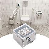 Omabeta Infrarot-Urinalspülkit Zubehör Automatischer Induktions-Urinalspüler Leicht zu reinigen für Hotel für Waschraum