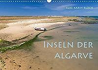 Inseln der Algarve (Wandkalender 2022 DIN A3 quer): Perlen Portugals (Monatskalender, 14 Seiten )